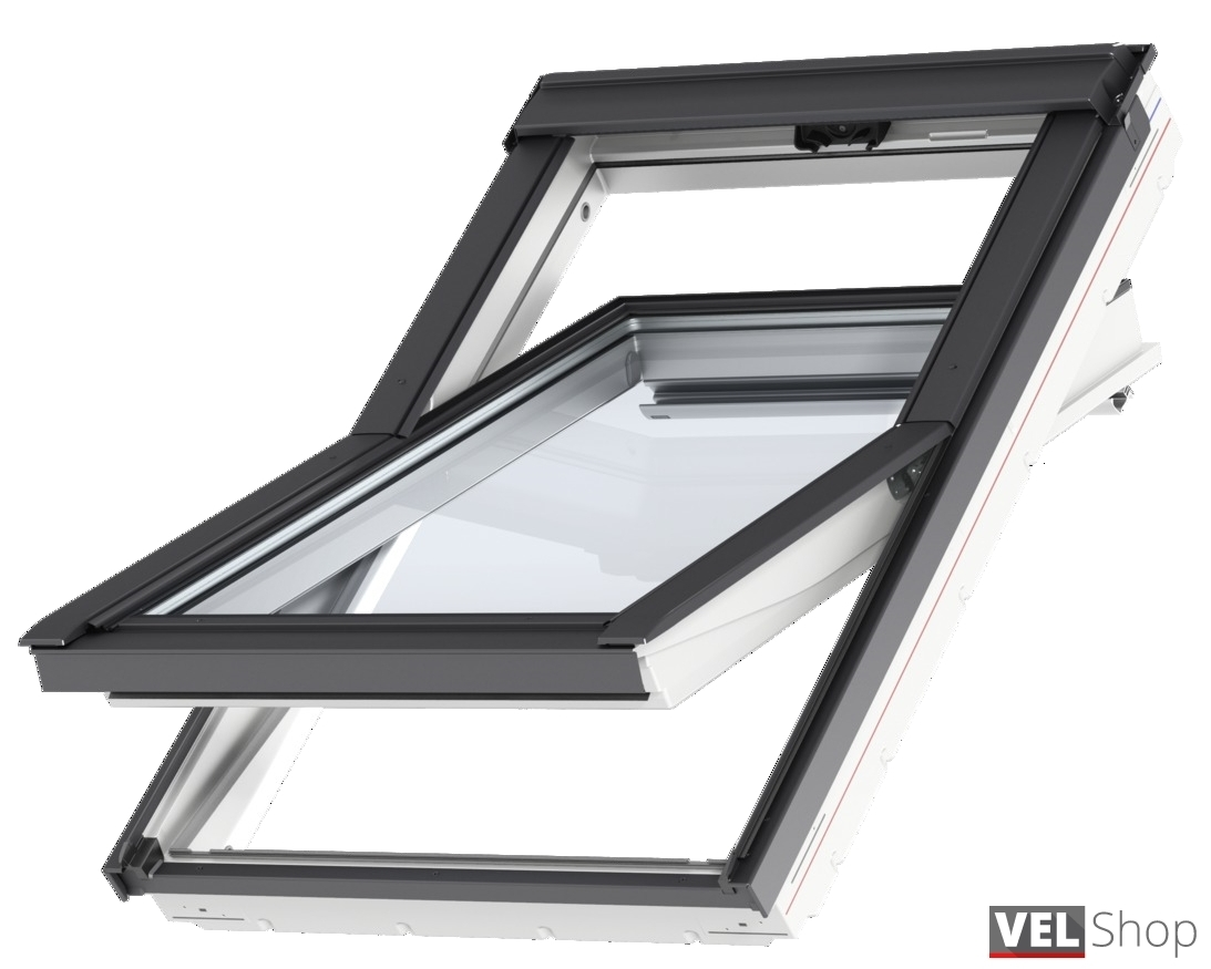 velux schwingfenster glu 0051. Black Bedroom Furniture Sets. Home Design Ideas