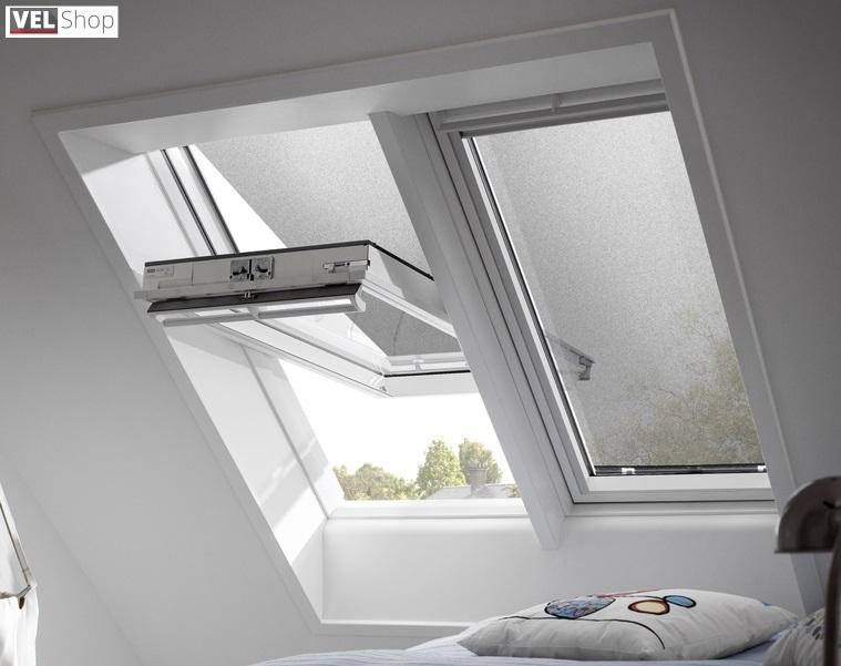 velux schwingfenster ggu thermo. Black Bedroom Furniture Sets. Home Design Ideas